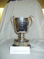 Proxime Accessit Trophy