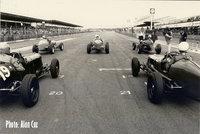 1988d R1B R4A Grid Silverstone April 88