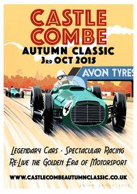 Castle Combe Autumn Classic 2015