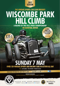 VSCC Wiscombe Park Hill Climb_2017