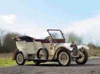 1911 Mercedes