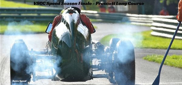 VSCC Speed Season Finale - Prescott Long Course