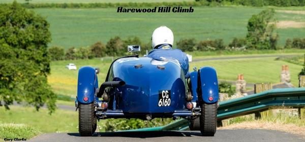 Harewood Hill Climb