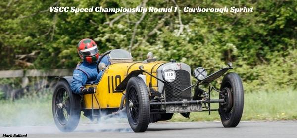 VSCC Speed Championship Round 1 - Curborough Speed Trials 2