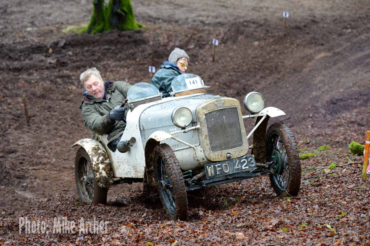 Entries Close Soon for the VSCC Trials Season 2016 Opener – the Exmoor Fringe cover