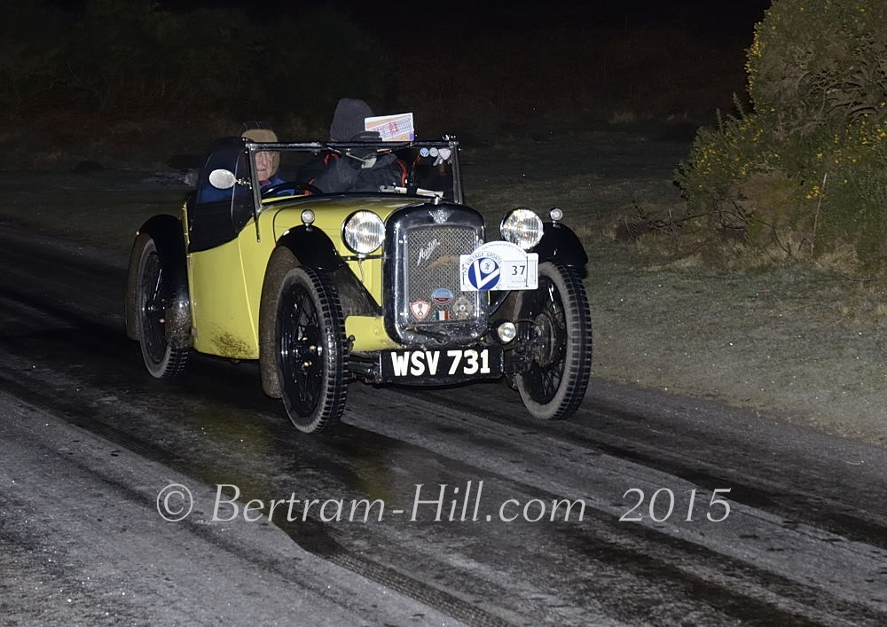 Measham Rally set to get the 2016 VSCC Season Underway this Weekend cover