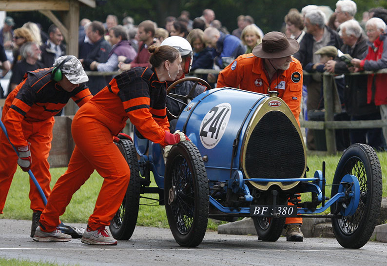 Marshals Training at the Pomeroy Trophy, Silverstone, Saturday 20 February cover