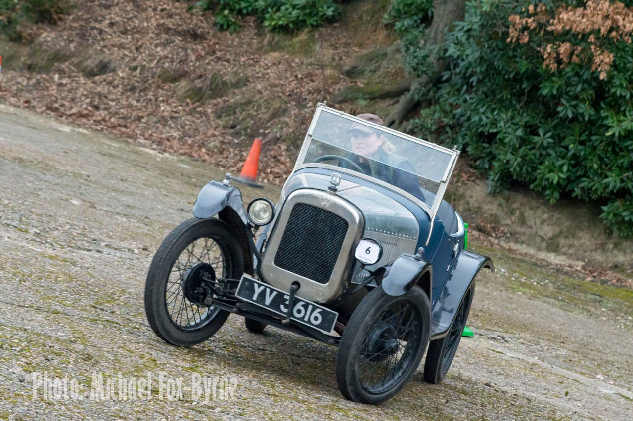 Enjoy a day of nostalgia with the VSCC New Year Driving Tests at Brooklands this weekend! cover