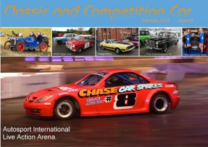 Classic and Competition Car – February 2016 cover