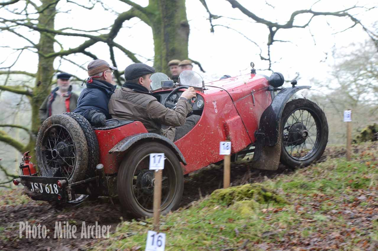 25 Years and Counting for the VSCC Exmoor Fringe Trial this Weekend cover