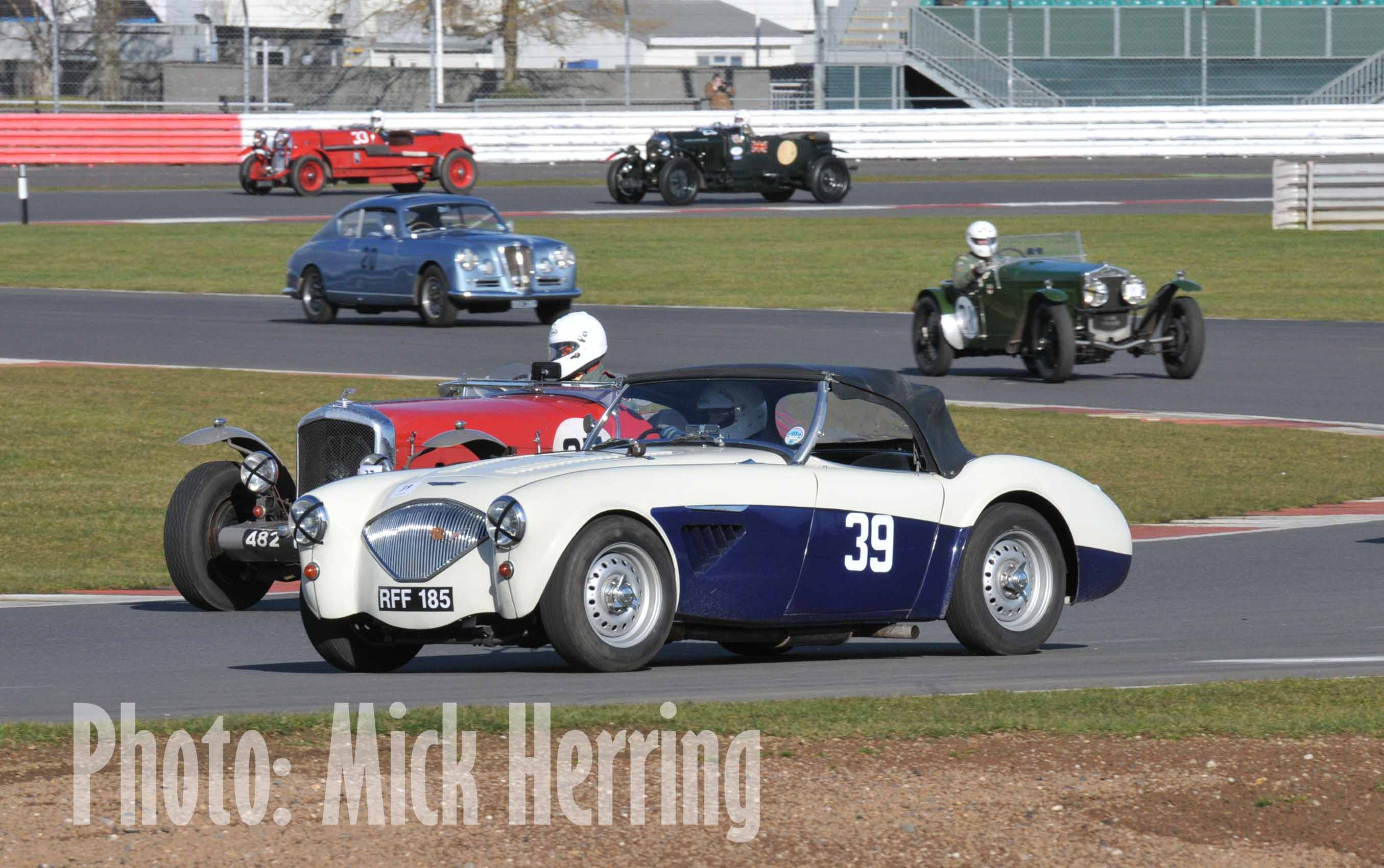 It's time for the one and only VSCC Pomeroy Trophy – this weekend at Silverstone cover