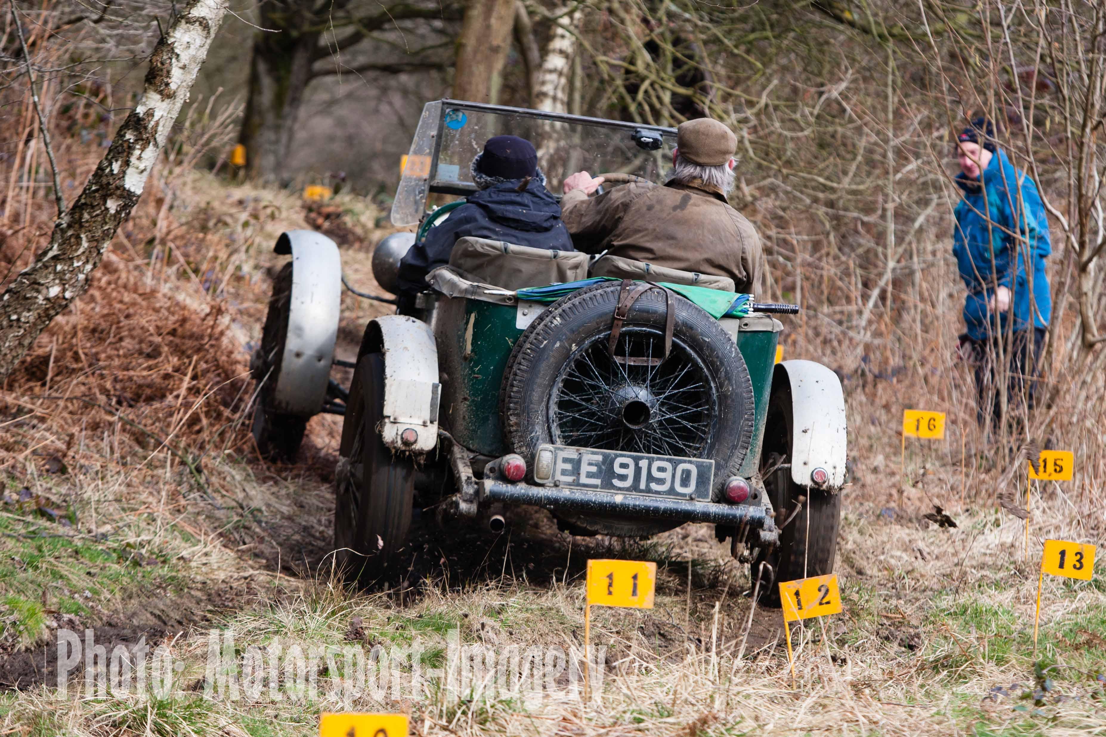 VSCC set for a 'Vintage' Weekend in Derbyshire cover