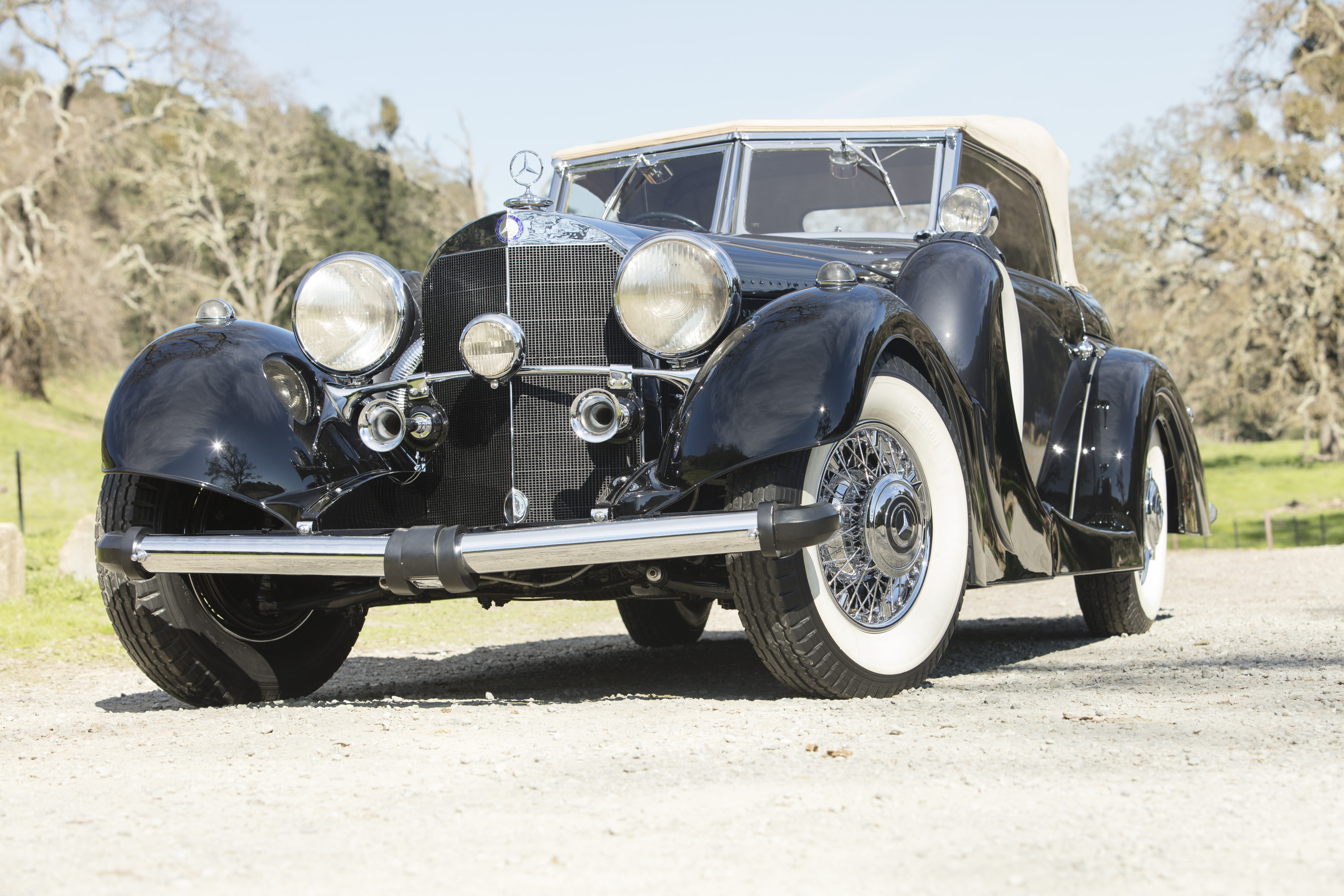 A DECADE OF STYLE: MAGNIFICENT PRE-WAR MERCEDES OF THE 1930S LEADS BONHAMS SALE cover