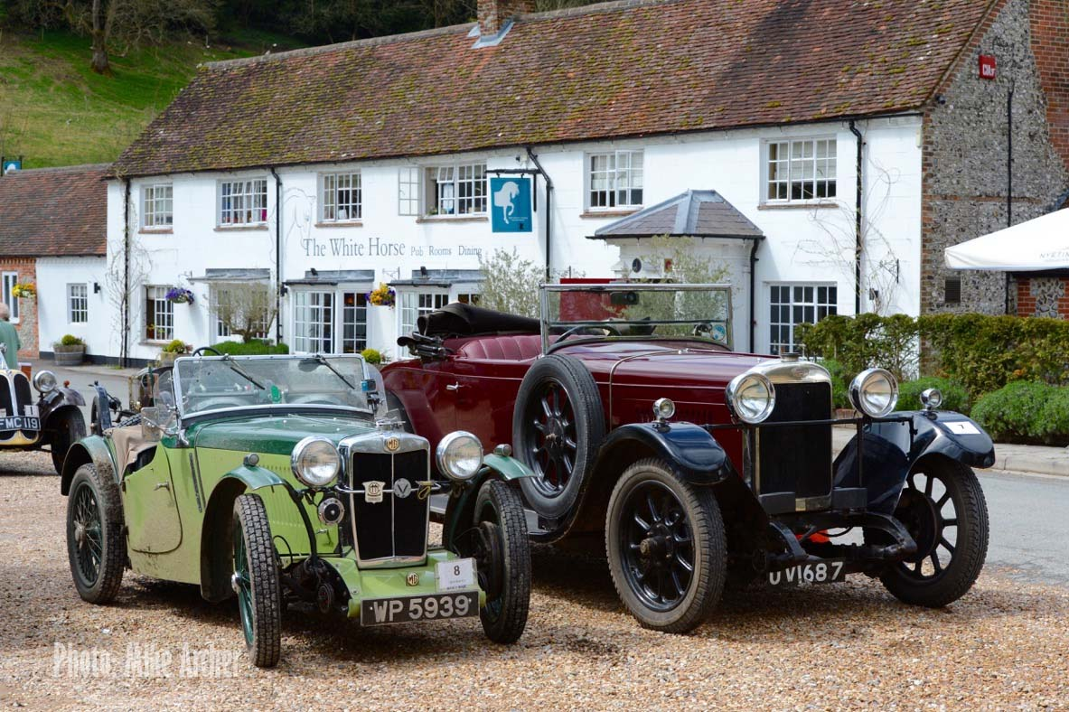 VSCC Spring Rally – Late Entries Available cover