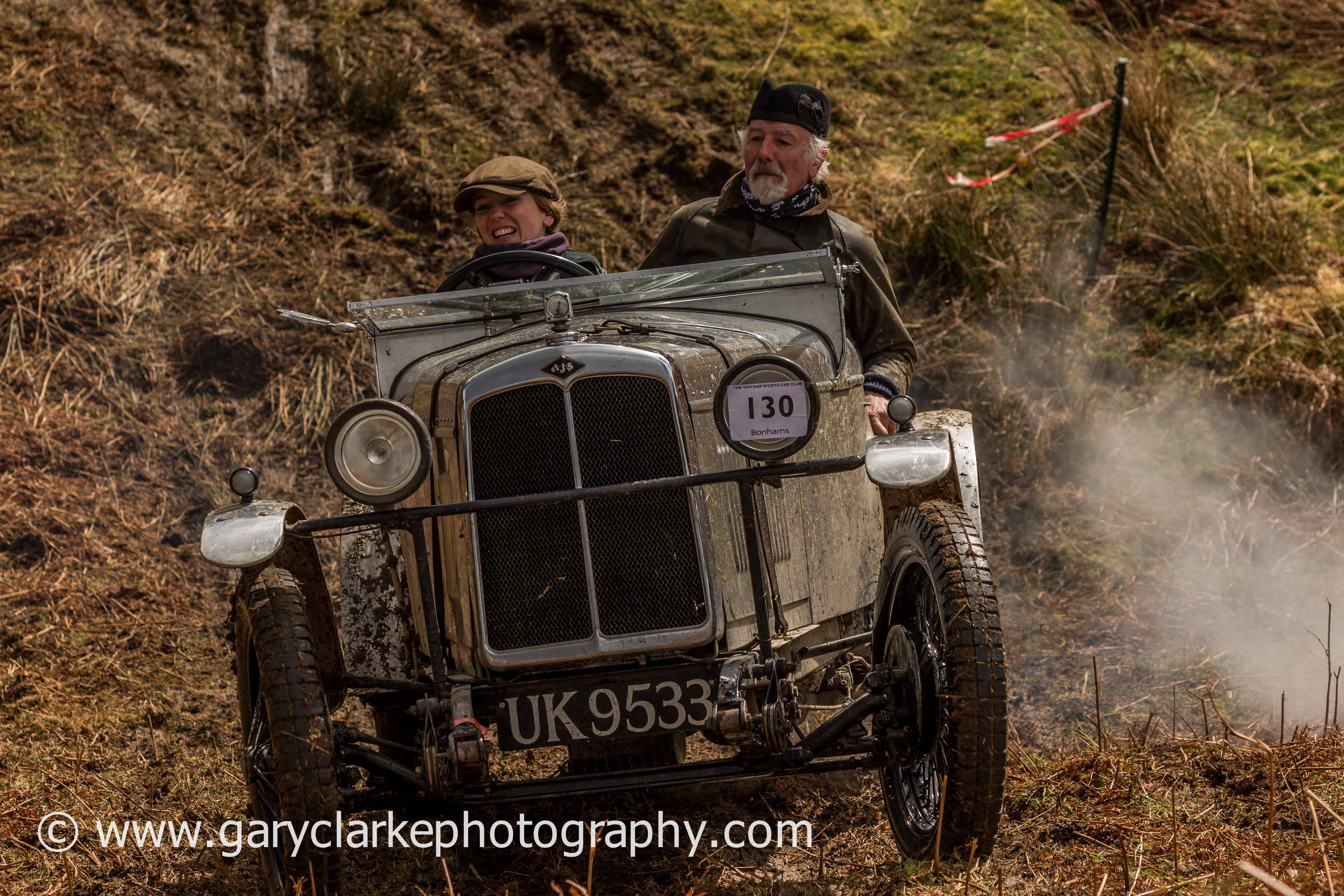 Scottish Borders to host annual VSCC Trial this weekend cover
