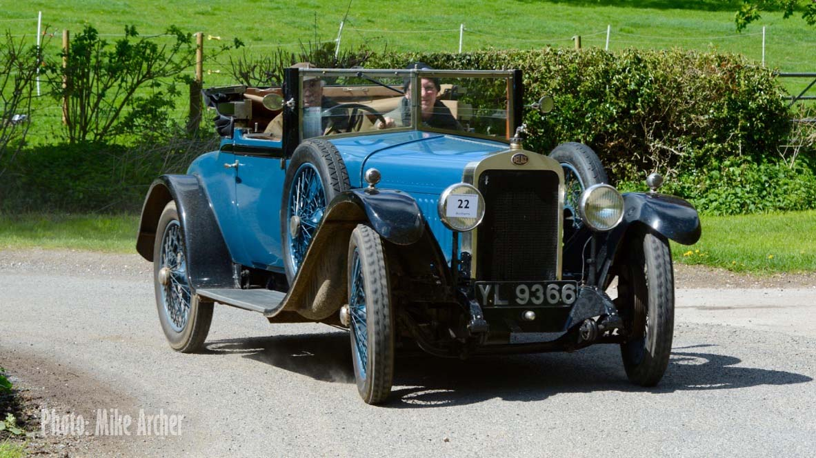 VSCC Rallyists Return to Surrey for the Spring Rally this weekend cover