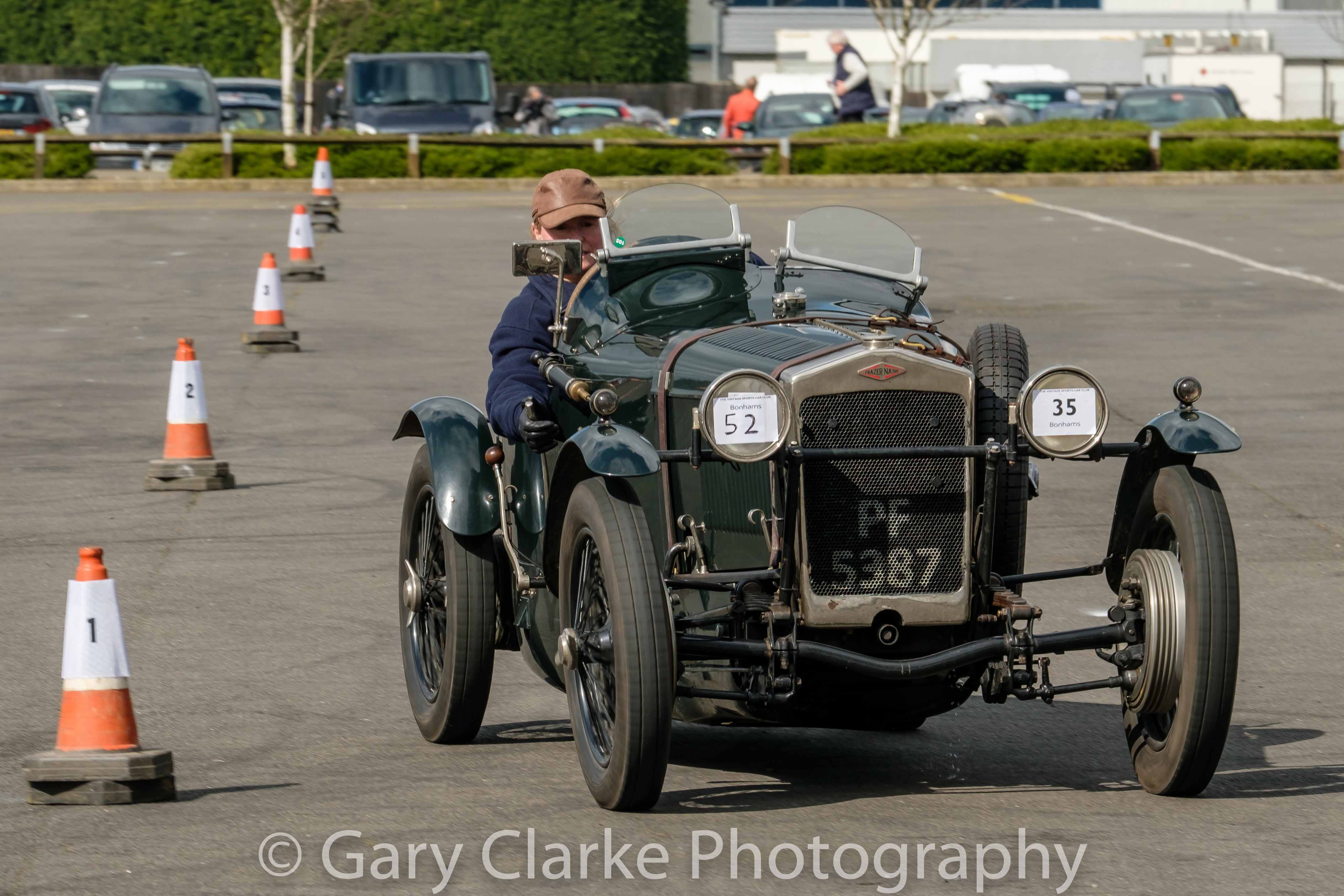Entries Still Available for the Oulton Park AutoSolo & Concours cover