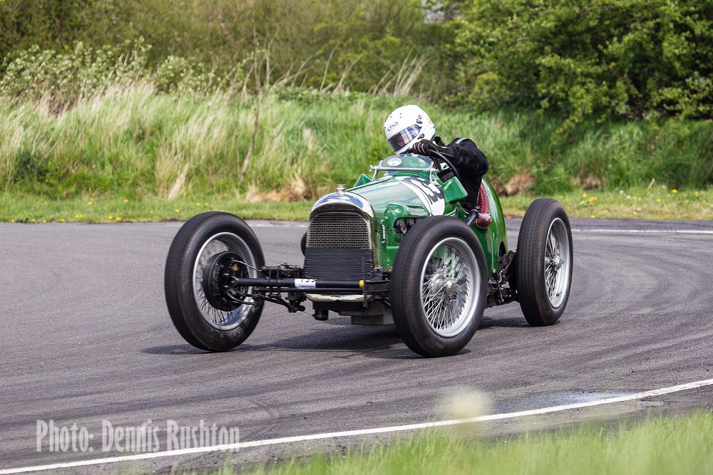 Curborough Speed Trials to hail the start of the 2016 VSCC Speed Season this Bank Holiday Weekend  cover