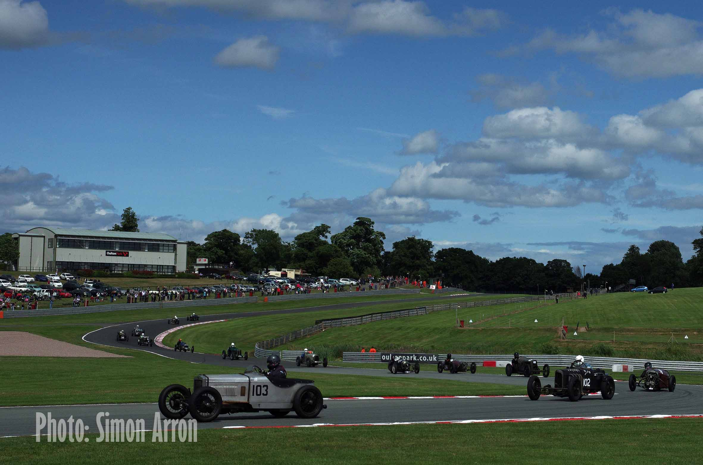 Spectating at VSCC Oulton Park this Saturday? cover