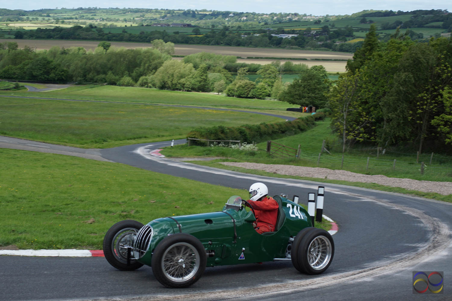 Yorkshire and the Scottish Borders to host two great Vintage motoring opportunities for VSCC Members this weekend cover