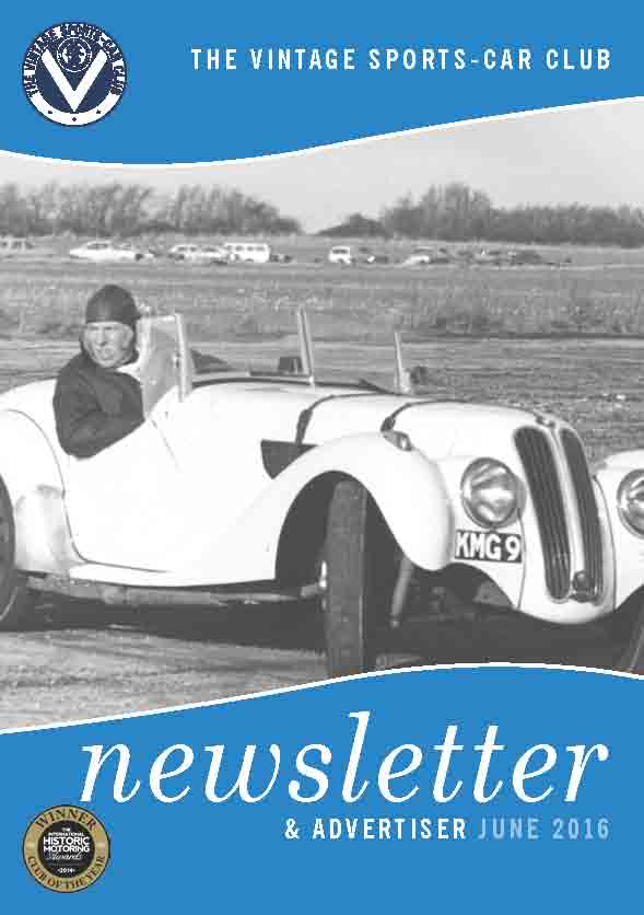 June 2016 Newsletter Now Available to Download cover