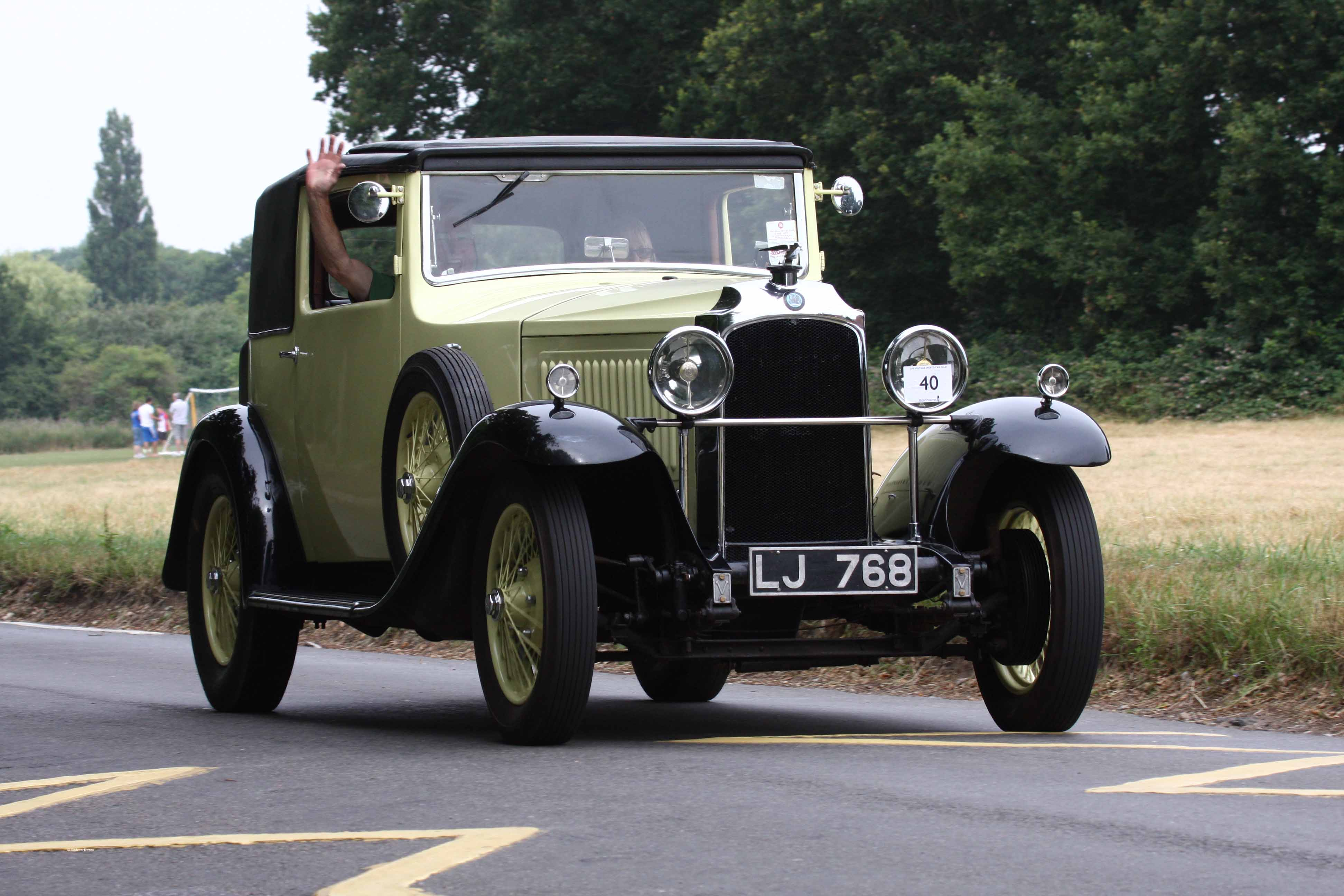 Entries are now closed for the VSCC Eastern Rally cover