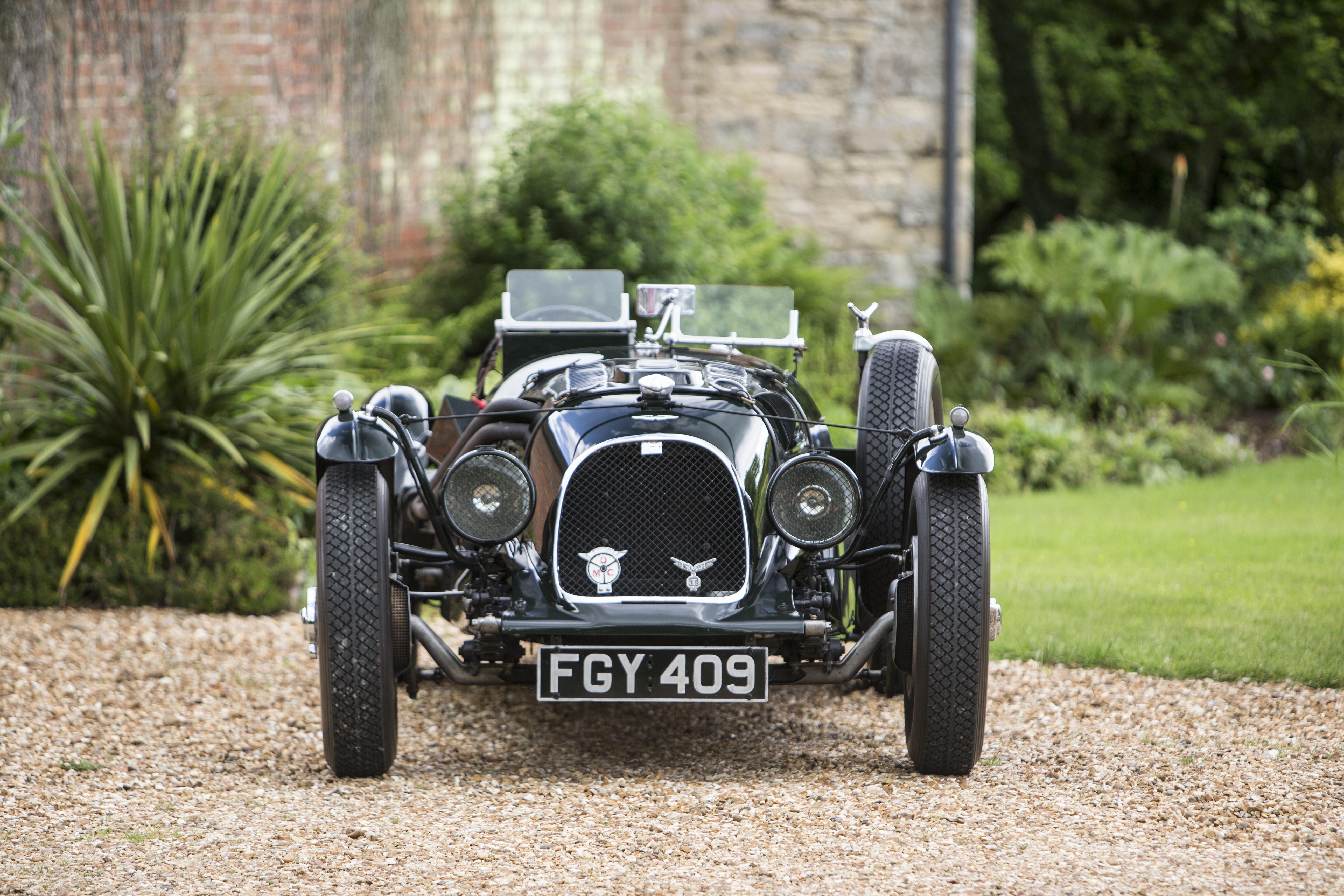 Enter the Dragon: Bonhams Reveals Aston Martin