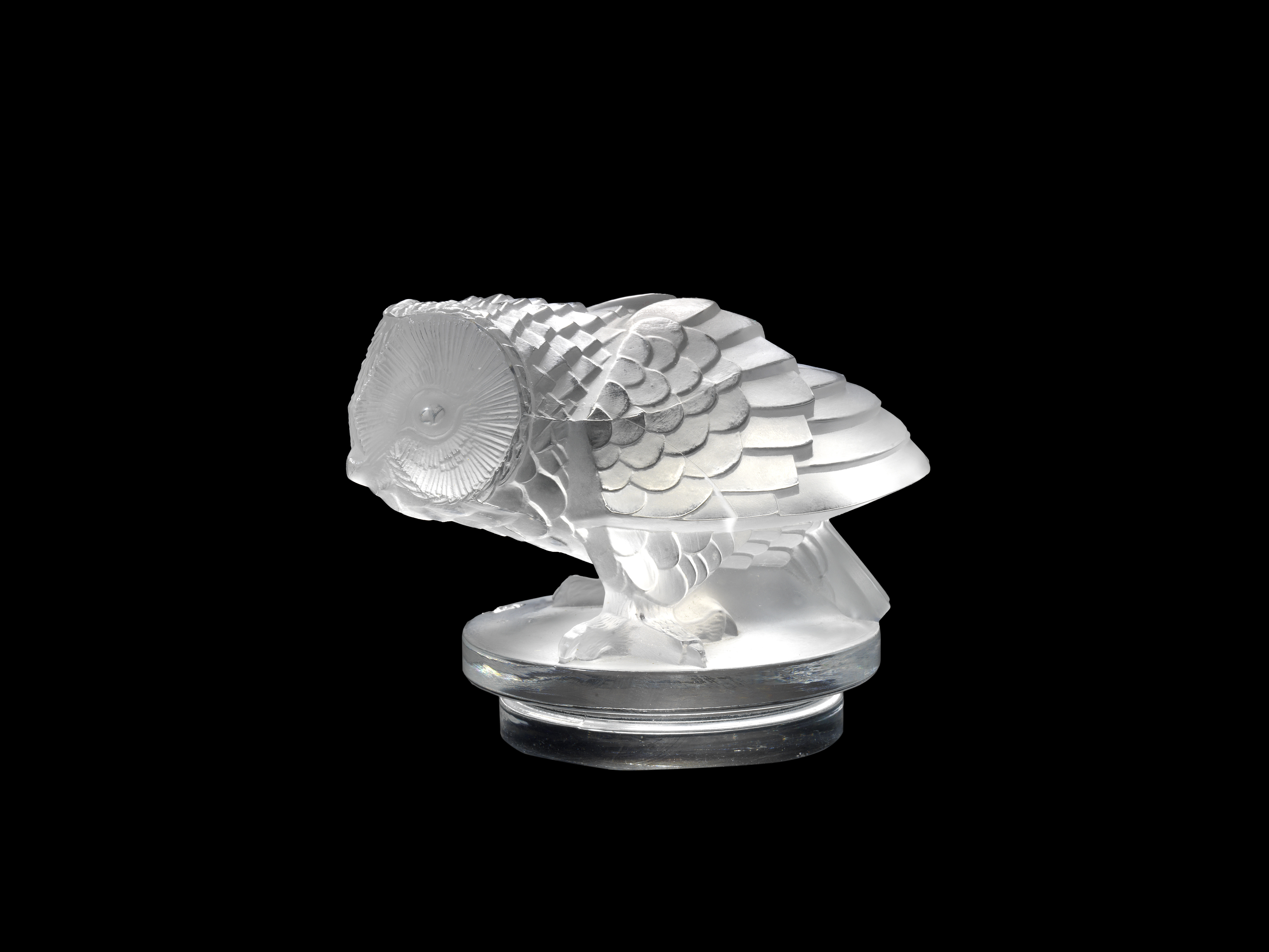 QUICK OFF THE MARQUE: BONHAMS REVEAL RARE LALIQUE MOTORING MASCOTS IN THE ROBERT WHITE COLLECTION cover