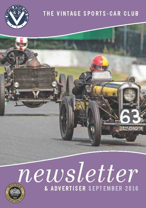 September 2016 Newsletter Now Available to Download cover