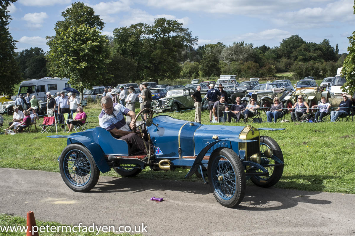 Don't miss the VSCC Madresfield Driving Tests & Concours this weekend cover