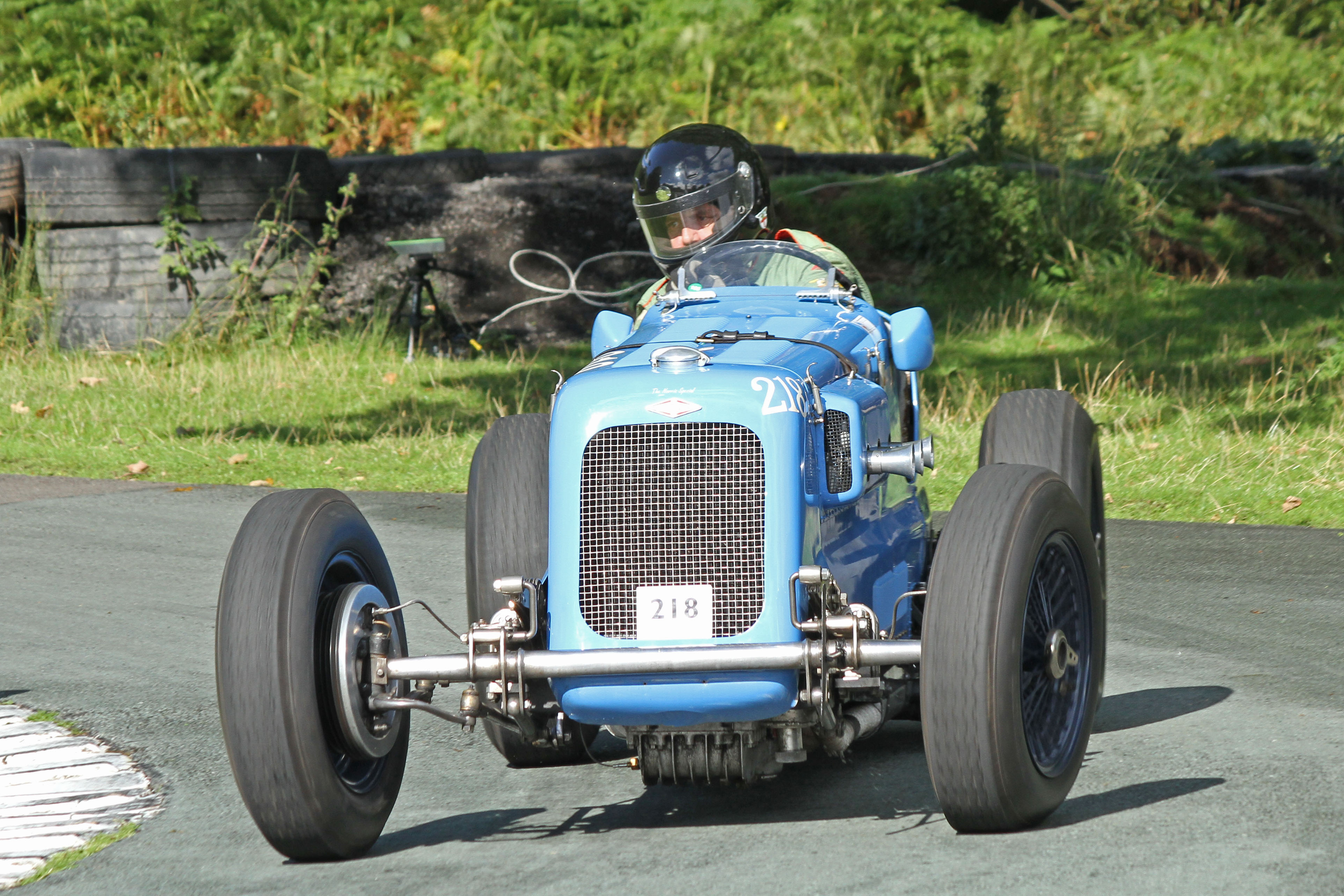 Don't miss the VSCC Hill Climb Season Finale at Loton Park this Weekend cover