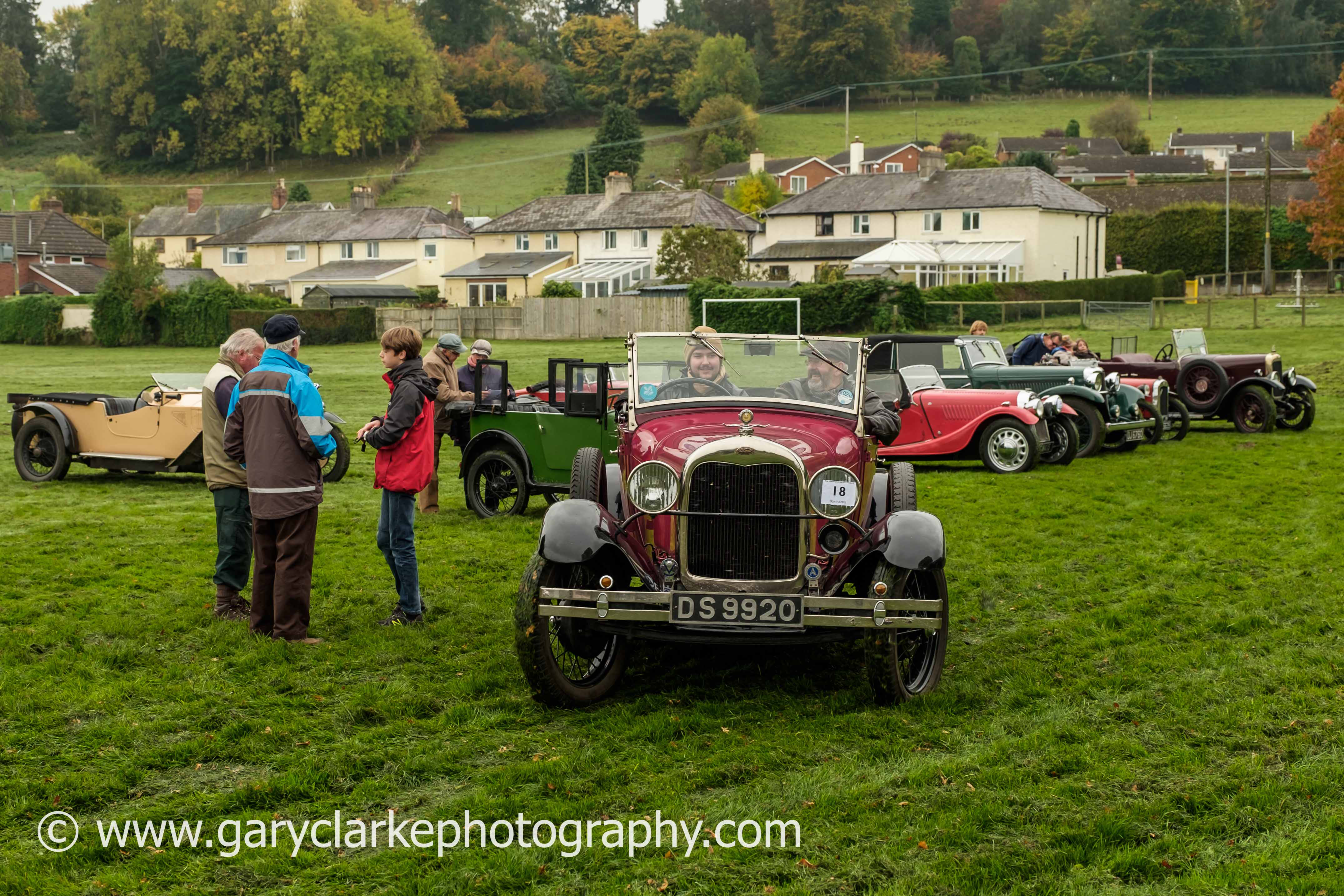 Last Chance to enter the VSCC Welsh Regularity Rally cover