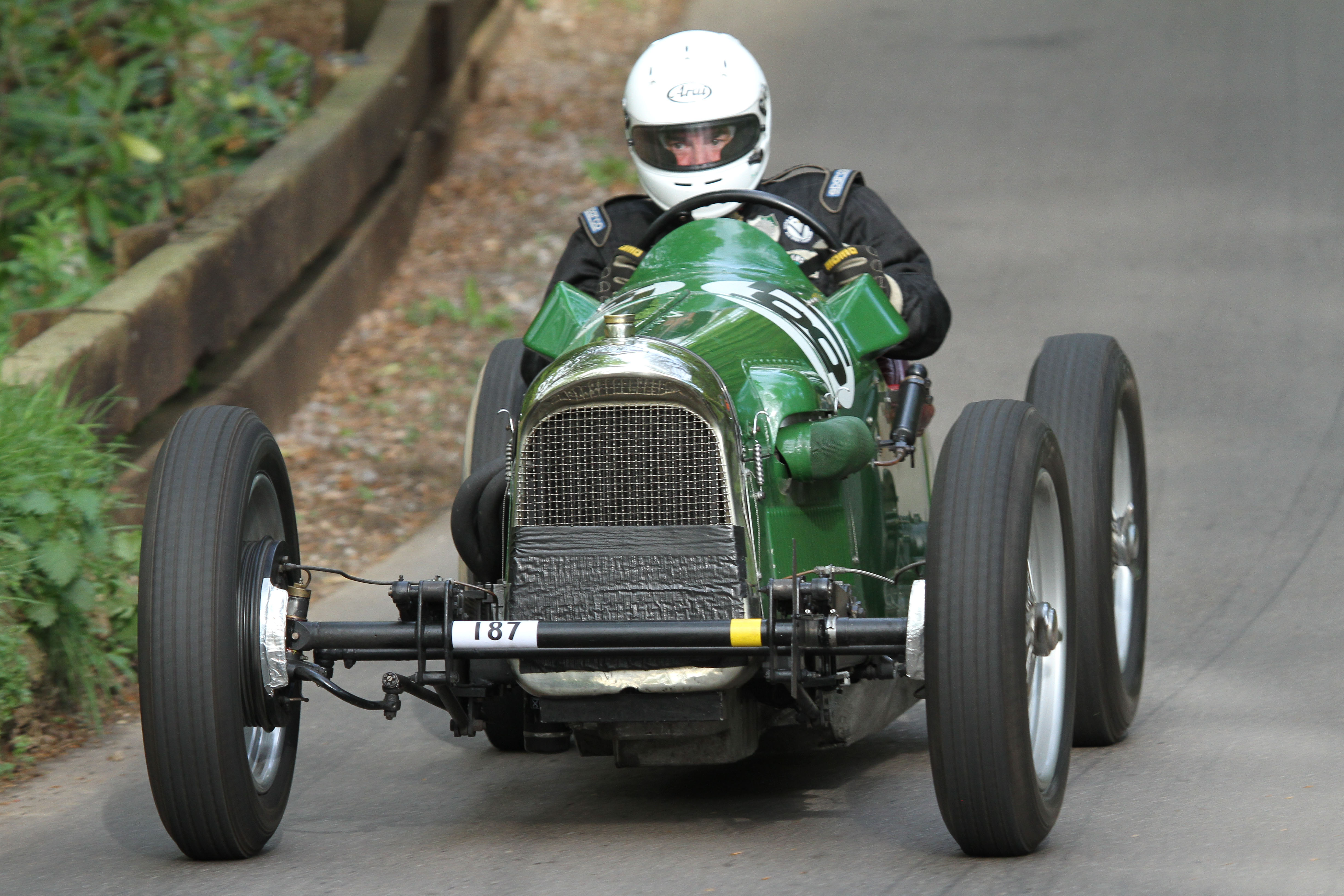 Vintage 'Cognac' Special triumphs in inaugural VSCC Speed Championship cover
