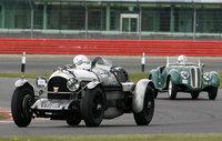 Pre War Car Handicap 2 - Stanley Mann (Bentley 3-8 2 Seater Special) - Image by Pete Austin_EDIT