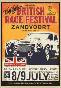 Zandvoort British Race Festival 2017