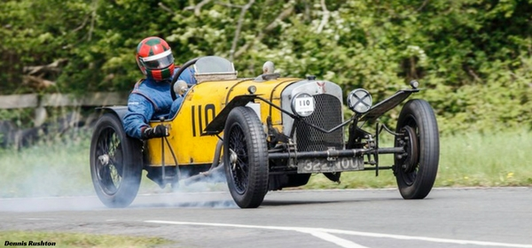 VSCC Speed Championship Round 1 - Curborough Speed Trials (21)