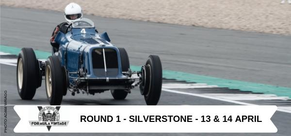 ROUND 1 - SILVERSTONE - 13 & 14 APRIL