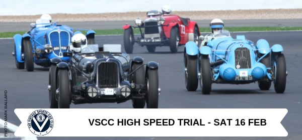 HIGH SPEED TRIAL