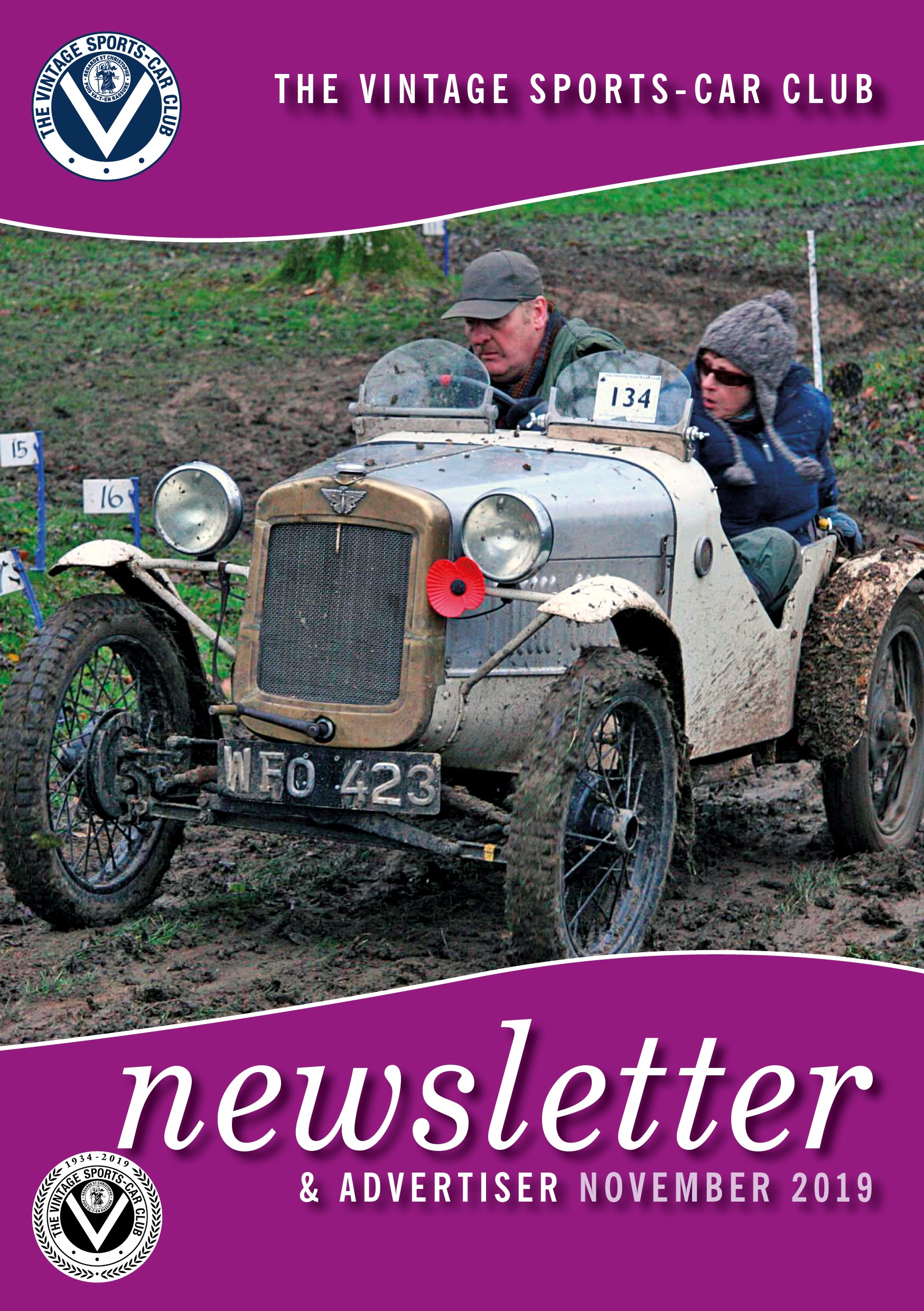 November Newsletter Now Available to Download cover