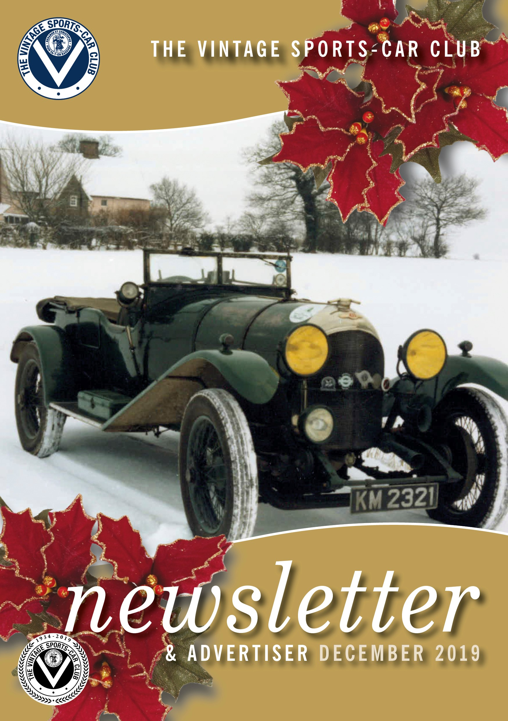 December Newsletter Now Available to Download cover