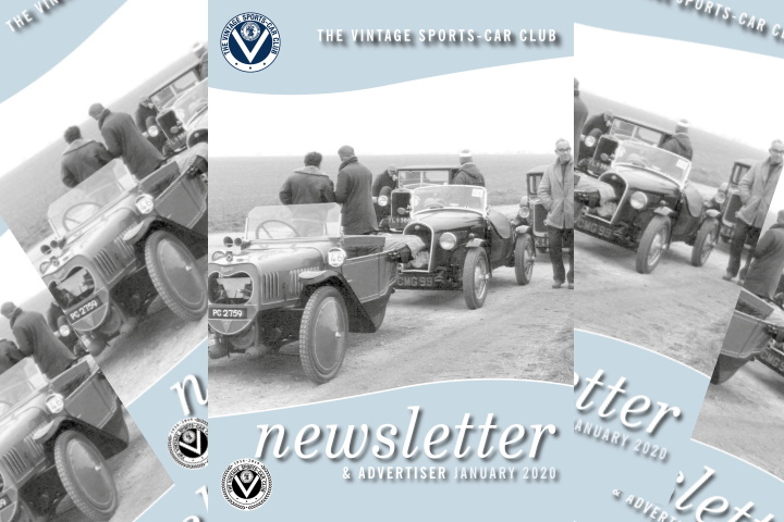 January Newsletter Now Available  cover