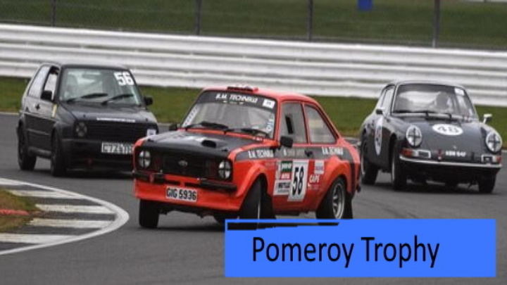 65th Pomeroy Trophy - Silverstone cover