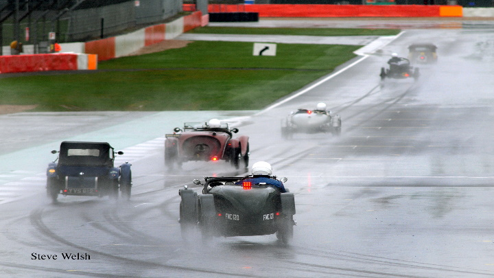 The 65th Pomeroy Trophy; Subaru Impresses at Silverstone