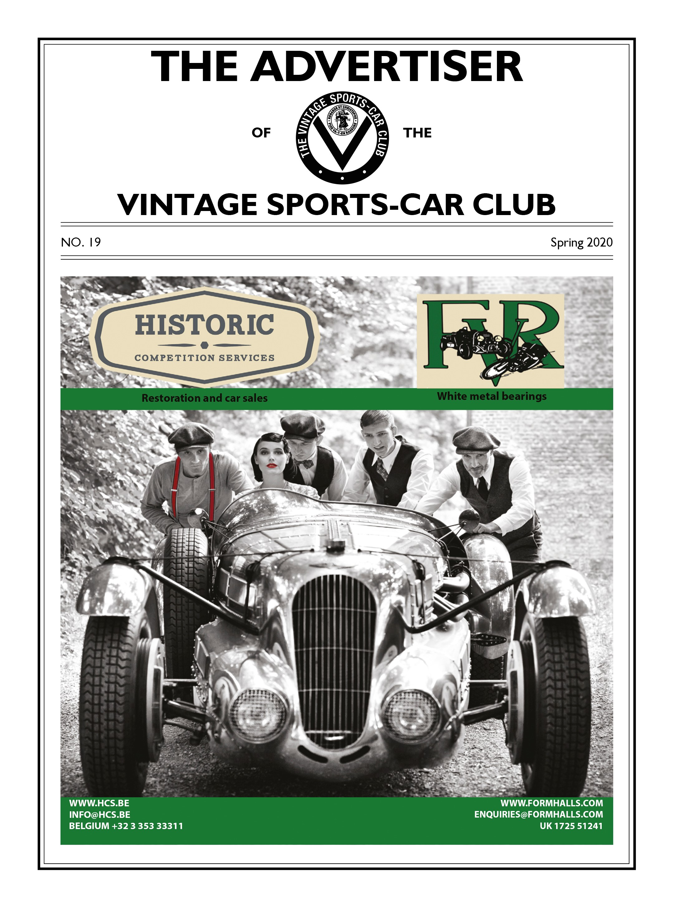Adv Front Cover