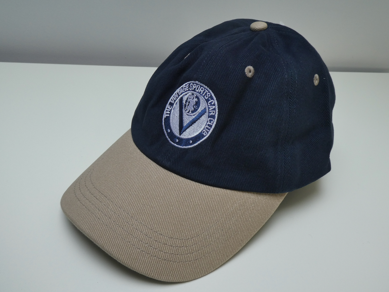 Baseball Cap - Traditional Logo cover