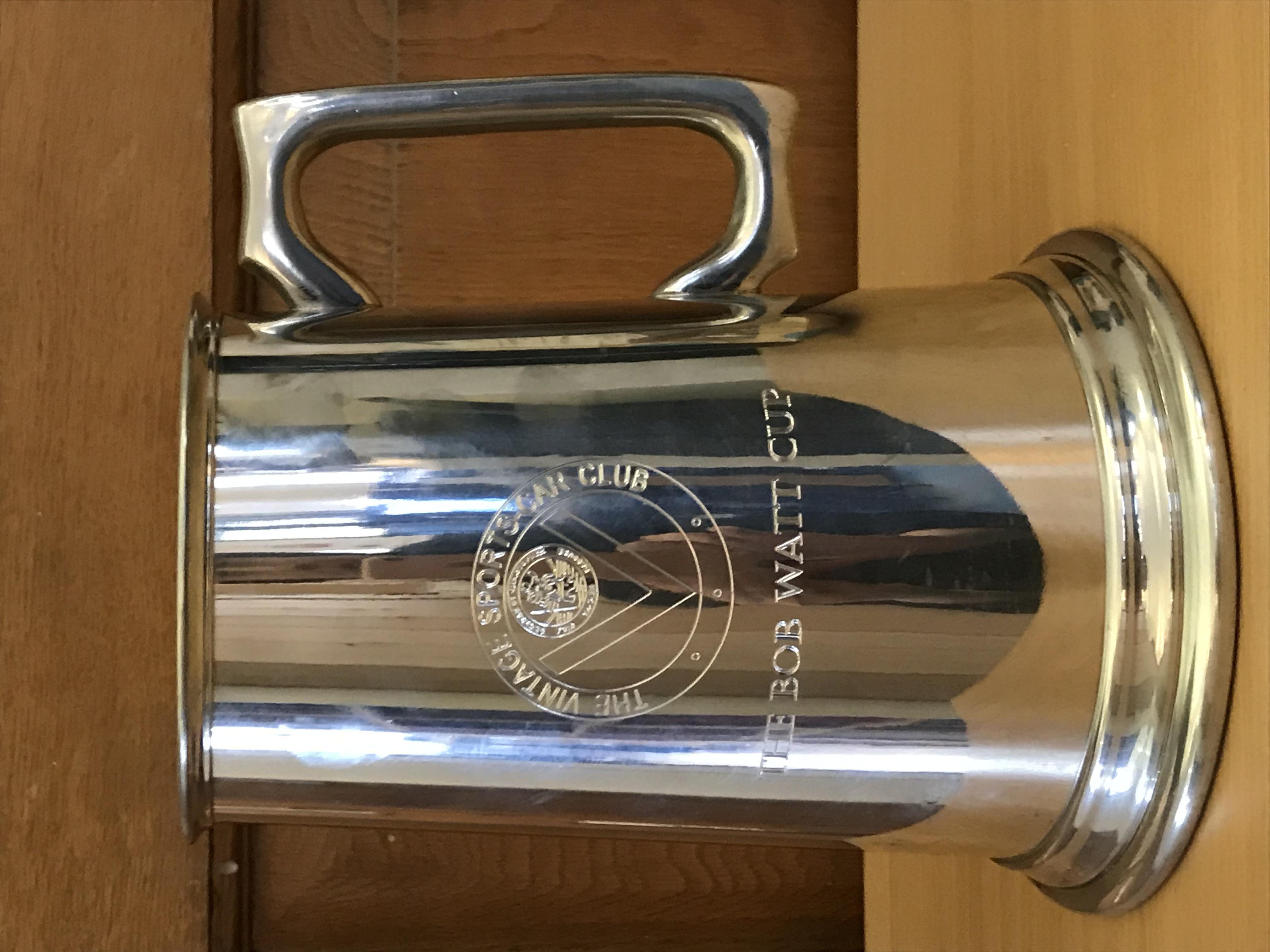 BOB WATT CUP cover