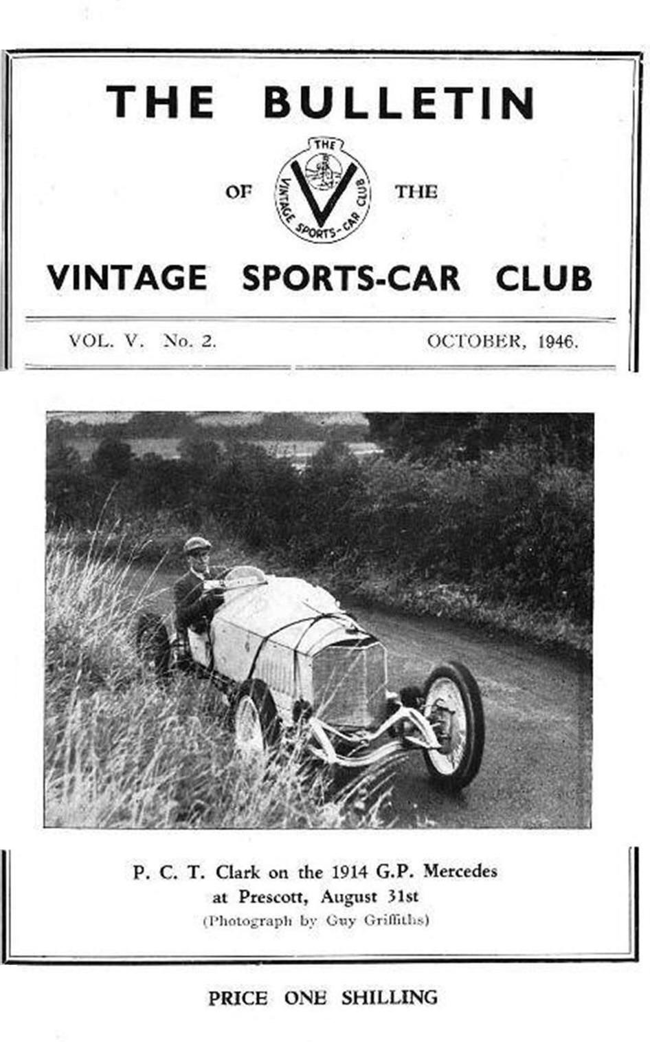 The 1922 grand Prix Sunbeams. Prescott. Jubilee Cavalcade cover