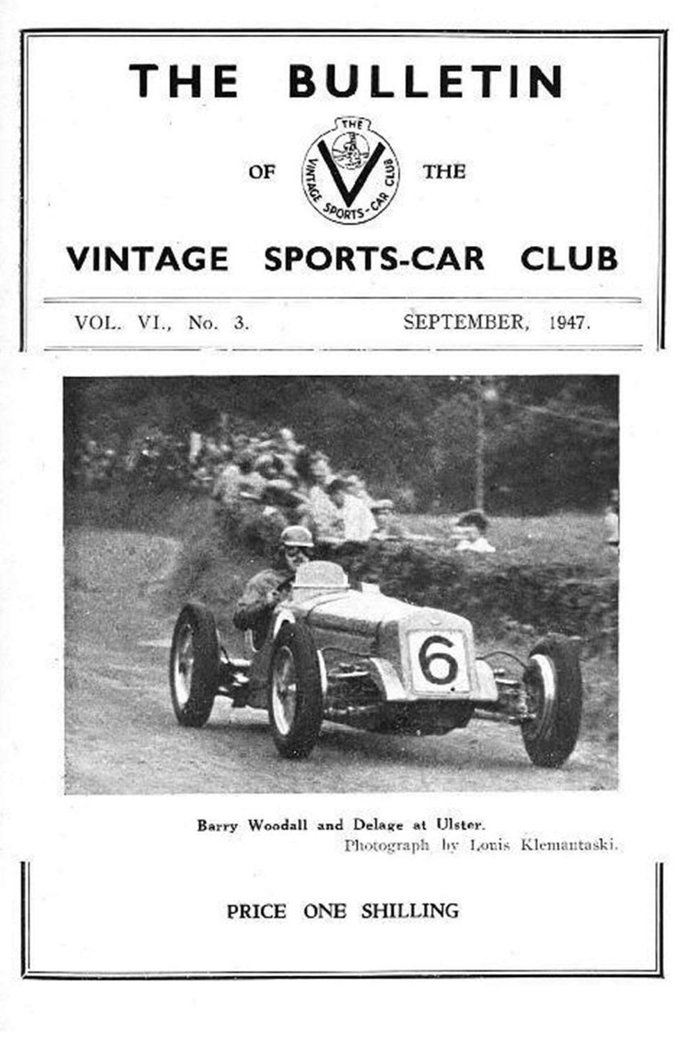 Gransden & Before.  Vintage Prescott. Brighton Speed Trials. The Ulster Triumph cover