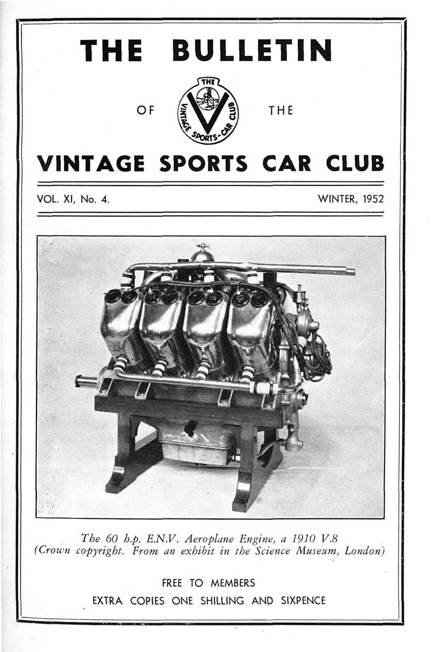 Development of the Aero Engine,  Vintage Courtship,  Presteigne, Nidderdale Trial. cover
