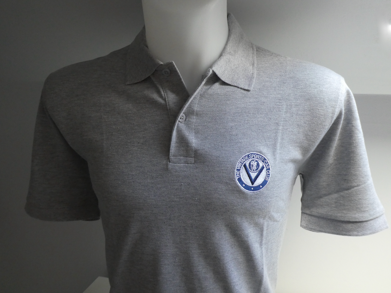 Polo Shirt - Grey  cover